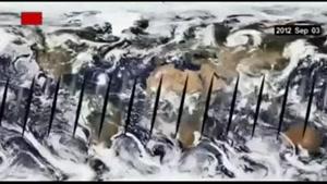 ویدیوی جدید ناسا از برخی تغییرات چندسال اخیر در زمین