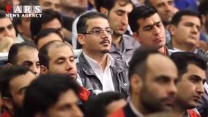 رهبر انقلاب: عدهای حمایت از کالای ایرانی را باور ندارند