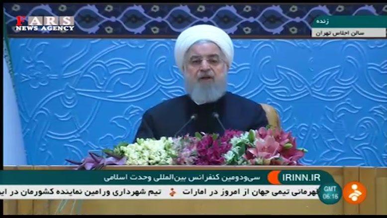 روحانی: آمادهایم با همه توان از منافع مردم عربستان دفاع کنیم/ 450 میلیارد دلار هم نمیخواهیم!