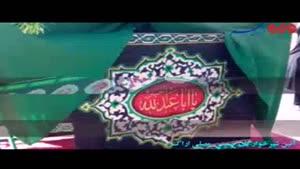 فیلم/آئین شیرخوارگان حسینی به یاد شهید خردسال دشت کربلا برگزار شد