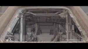 فیلم/ سفر مجازی به ماه با آپولو ۱۱