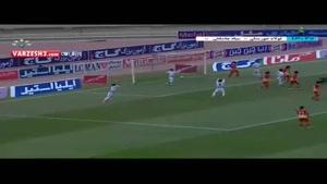 فیلم/ خلاصه دیدار تیم های فولاد - سیاه جامگان