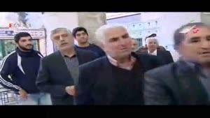 حضور انقلابی مردم ایران در شعب اخذ رأی
