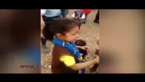 ویدئویی که خشم کاربران شبکه های اجتماعی را برانگیخت