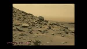 تصاویر ارسالی از مریخ به زمین