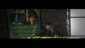 شهید مدافع حرمی که مثل شهید همت سخنرانی می کرد