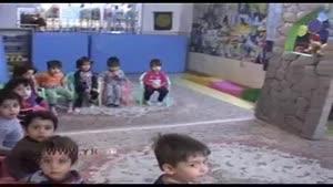 تجملات و زرق و برق در تولدهای کودکان