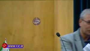 اتفاق غیرمنتظره هنگام سخنرانی وزیر کار!/ خاطره علی ربیعی از میخ گذاشتن روی ریل راه آهن