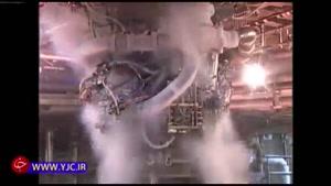 آزمایش جالب موشکی توسط مهندسان ناسا