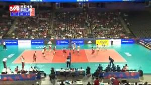ایران ۳ – لهستان ۰؛ والیبال جشن ملی را تکمیل کرد