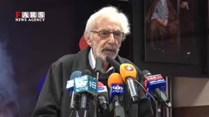 جمشید مشایخی: پرویز پرستویی امروز معلم من است
