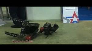 رونمایی از اولین روبات تیرانداز در روسیه