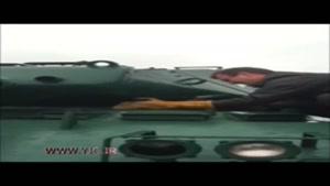 نجات راکون گرفتار شده در تانک