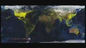تمامی پروازهای روزانۀ دنیا در یک دقیقه