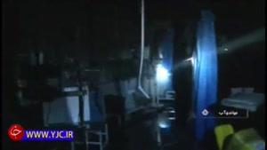 آتش سوزی در سی سی یو یک بیمارستان در میاندوآب