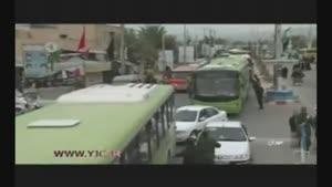 ترافیک نیمه سنگین در مرز مهران