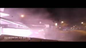 تصادف هولناک دو خودرو با سه کشته