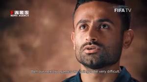 امید ابراهیمی: ما هیچ وقت از قبل بازنده نیستیم