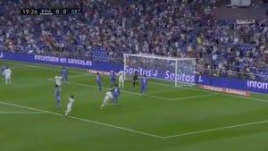 خلاصه بازی رئال مادرید مقابل ختافه