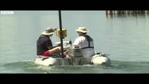 فیلم/ پهپادی که در اعماق دریا به کاوش می پردازد