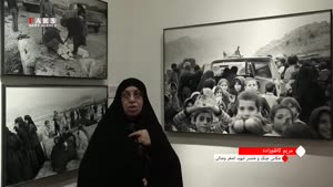 ناگفتههای شنیدنی همسر شهید اصغر وصالی/ بعضی عکاسان جنگ را بازسازی میکردند!