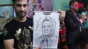 هنرمندان با سالمندان خانه لقمان بندرعباس دیدار کردند