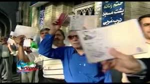 حضور خبرنگاران خارجی در روز انتخابات
