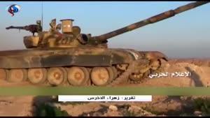 فیلم/عملیات ارتش سوریه علیه «جبهه النصره» در حومه حلب