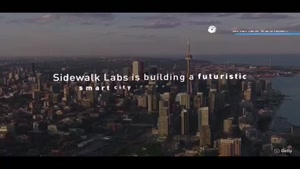 شهر هوشمند آزمایشی در دل تورنتو