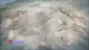 مسیر امدادرسانی از سی سخت تا محل سقوط هواپیمای تهران – یاسوج