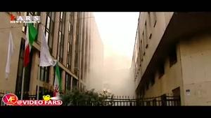 ملکی: نیروهای آتشنشان تا طبقه ۳- رسیدند/ داوری: درجه حرارت در لحظاتی به ۲۵۰ درجه هم رسید