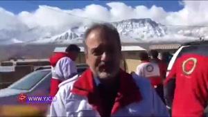 عملیات جستجو برای پیدا کردن لاشه هواپیمای تهران - یاسوج از زبان رئیس هلال احمر اصفهان