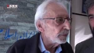 جمشید مشایخی: بالاتر از هنر بازیگری شیفته ناموسپرستی پرویز پرستویی هستم