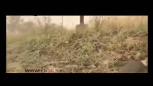 سلفی ابوعزرائیل و همرزمانش حین جنگ با داعش