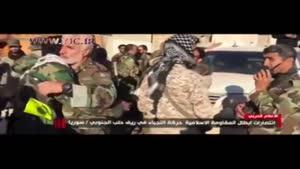 سردار سلیمانی در ریف حلب