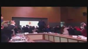 کتک کاری در پارلمان