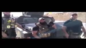 ابوعزرائیل در مورد قهرمانی نیروهای بسیج و مردمی در جنگ میگوید