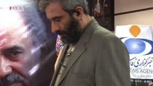 الهام حمیدی: پرویز پرستویی پدیده ای تکرار نشدنی است