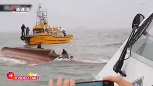 ۱۳ کشته در برخورد قایق ماهیگیری با کشتی