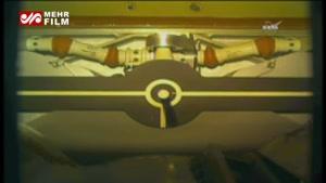 فرود کپسول فضایی دراگون را تماشا کنید