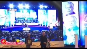 صحبت های سعید راد در مراسم بزرگداشت منوچهر اسماعیلی در جشنواره فجر