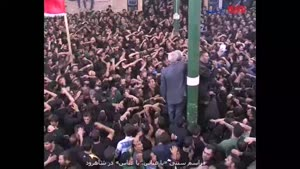 فیلم/ اوج عزاداری محرم با ذکر «یا عباس» در شاهرود رقم خورد
