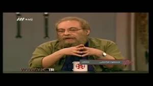 انتقاد فراستی در برنامه هفت به روحانی