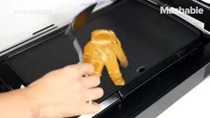 این روبات برایتان پنکیک می پزد!