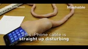 شارژر موبایل تپنده ساخته شد