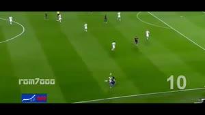 فیلم/ مقایسه ۱۰ حرکت تکنیکی لیونل مسی و کریستیانو رونالدو