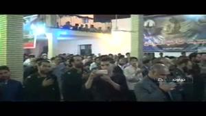 مراسم عزاداری ارتحال امام خمینی(ره) در همدان برگزار شد