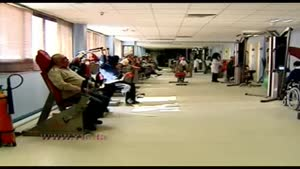 امید زندگی هلال احمر به افراد معلول