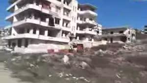 فیلم/شهر «سلمی» سوریه پس از آزاد سازی