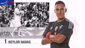 فیلم/ معرفی جالب ۲۰ بازیکن رئال مادرید برای ال کلاسیکو